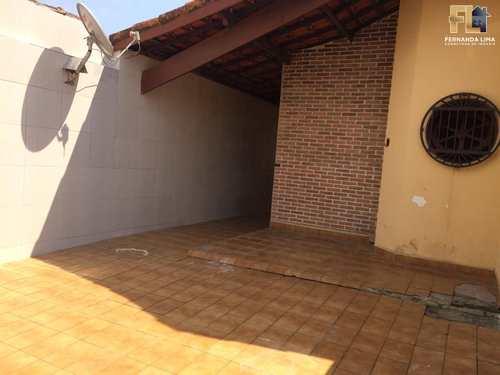 Casa, código 45118 em Mongaguá, bairro Centro