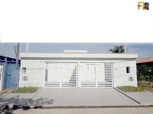 Casa, código 45121 em Itanhaém, bairro Balnerio Gaivota