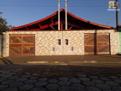 Casa, código 45131 em Mongaguá, bairro Flórida Mirim