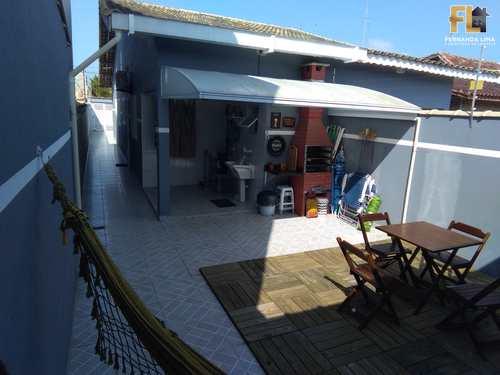 Casa, código 45133 em Mongaguá, bairro Plataforma II