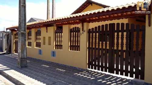 Casa, código 45134 em Mongaguá, bairro Flórida Mirim
