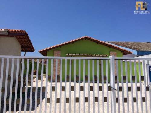 Casa de Condomínio, código 45141 em Itanhaém, bairro Cibratel II
