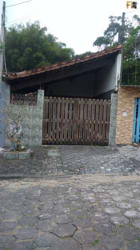 Casa, código 45147 em Mongaguá, bairro Pedreira