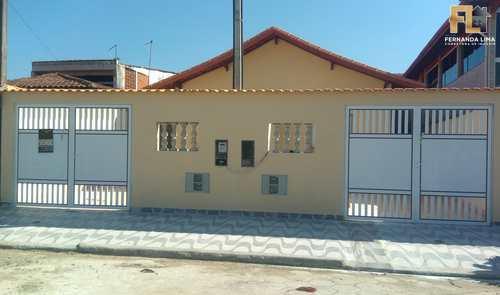 Casa, código 45150 em Mongaguá, bairro Plataforma II