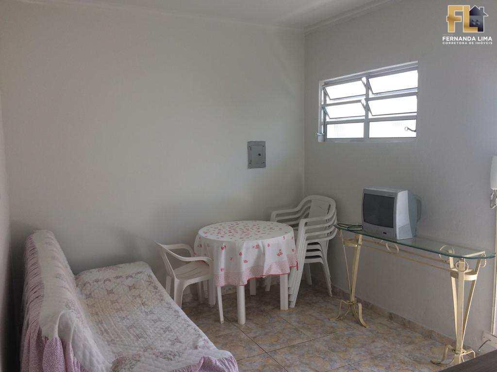Kitnet em Mongaguá, no bairro Pedreira