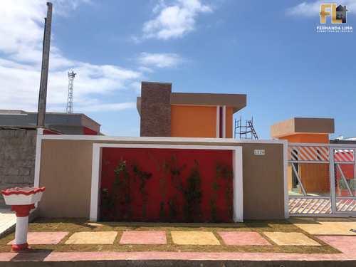 Casa de Condomínio, código 45153 em Itanhaém, bairro Cibratel II