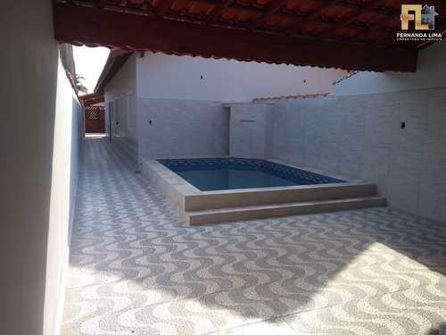 Casa, código 45155 em Mongaguá, bairro Agenor de Campos