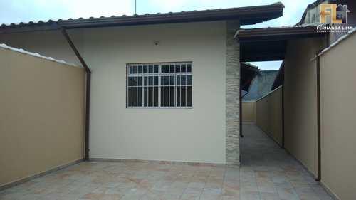 Casa, código 45160 em Itanhaém, bairro Nova Itanhaém