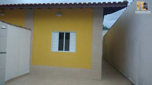 Casa, código 45169 em Mongaguá, bairro Agenor de Campos