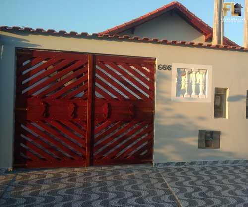 Casa, código 45173 em Mongaguá, bairro Itaguaí