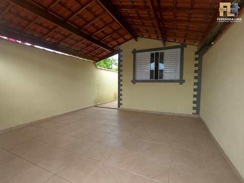 Casa, código 45178 em Mongaguá, bairro Itaóca