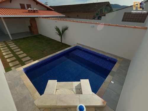Casa, código 45193 em Mongaguá, bairro Flórida Mirim