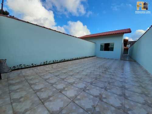 Casa, código 45194 em Mongaguá, bairro Flórida Mirim