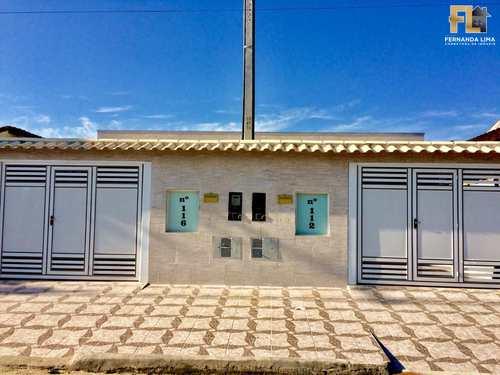 Casa, código 45196 em Mongaguá, bairro Vera Cruz