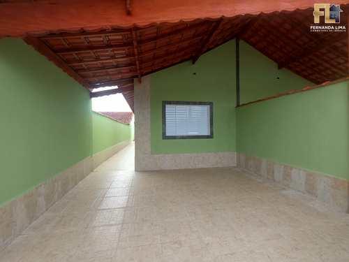 Casa, código 45199 em Mongaguá, bairro Balneário Plataforma