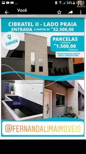Casa de Condomínio, código 45203 em Itanhaém, bairro Cibratel 2