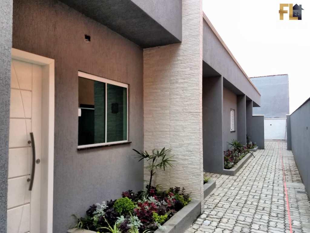 Casa de Condomínio em Itanhaém, no bairro Cibratel 2