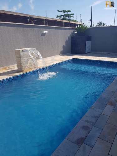 Casa de Condomínio, código 45205 em Itanhaém, bairro Cibratel 2