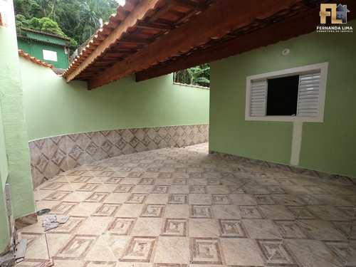 Casa, código 45210 em Mongaguá, bairro Pedreira