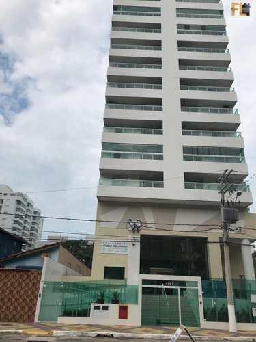 Apartamento, código 45218 em Mongaguá, bairro Centro