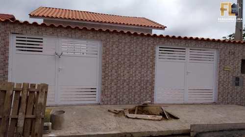 Casa, código 45247 em Itanhaém, bairro Balneário Tupy