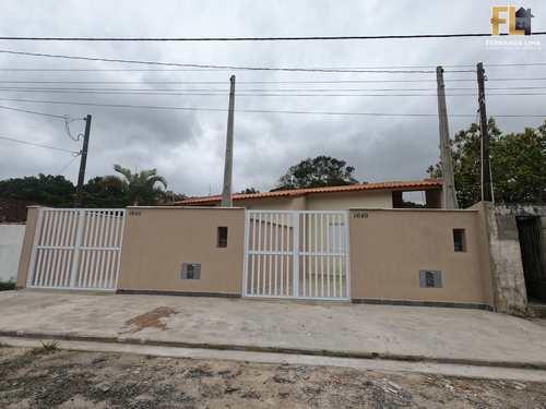 Casa, código 45254 em Itanhaém, bairro Parque Augustus