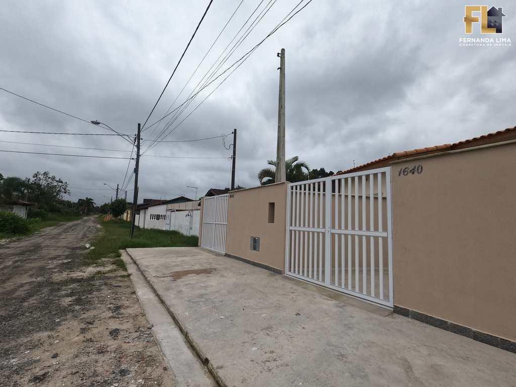 Casa em Itanhaém, no bairro Parque Augustus
