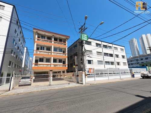 Apartamento, código 45257 em Praia Grande, bairro Boqueirão