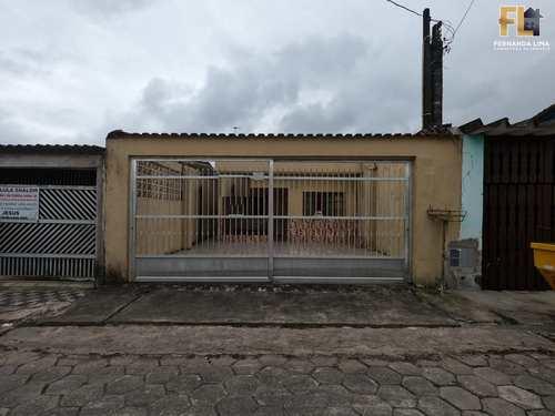 Casa, código 45260 em Mongaguá, bairro Vila Atlântica