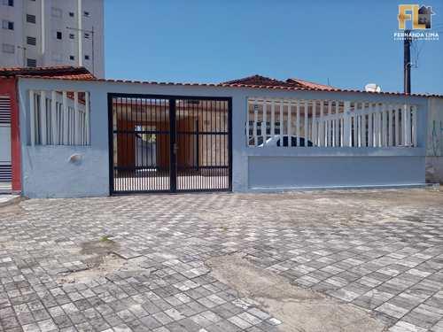 Casa, código 45262 em Mongaguá, bairro Vila Oceanopolis