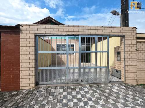 Casa, código 45284 em Mongaguá, bairro Pedreira