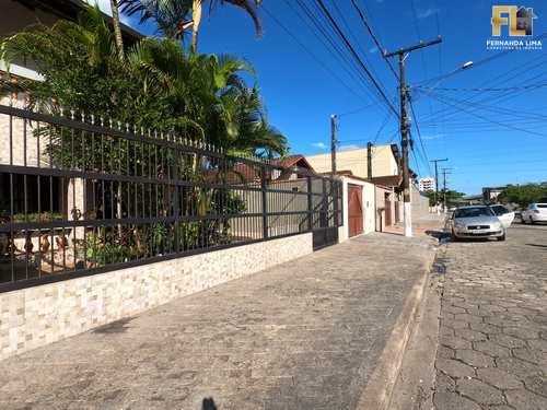 Sobrado, código 45294 em Mongaguá, bairro Vera Cruz