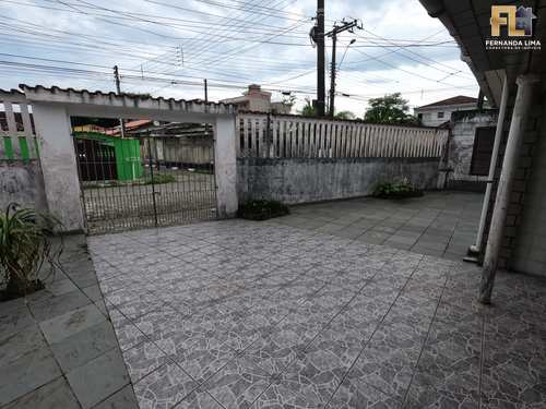 Casa, código 45295 em Mongaguá, bairro Pedreira