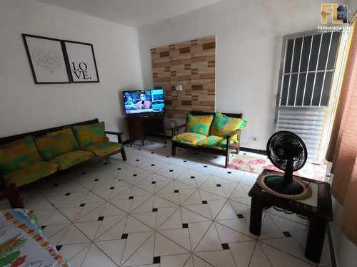 Casa, código 45298 em Mongaguá, bairro Vila Arens
