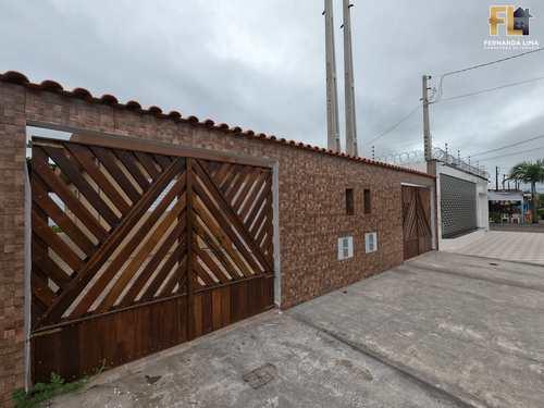 Casa, código 45300 em Itanhaém, bairro Jardim Magalhães