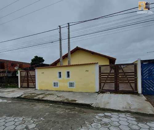 Casa, código 45302 em Itanhaém, bairro Jardim Oásis