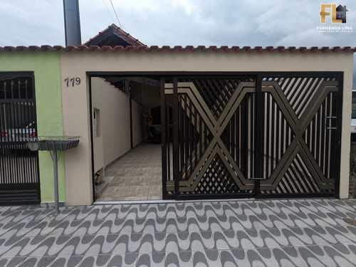 Casa, código 45317 em Mongaguá, bairro Vila Atlântica