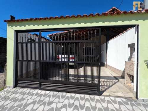 Casa, código 45318 em Mongaguá, bairro Vila Atlântica