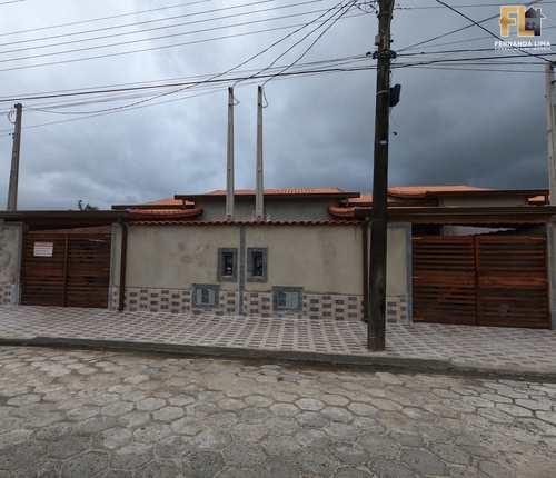 Casa, código 45320 em Mongaguá, bairro Nossa Senhora de Fátima