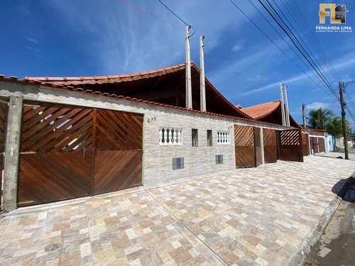 Casa, código 45328 em Mongaguá, bairro Jussara