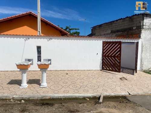 Casa, código 45332 em Itanhaém, bairro Jardim Jamaica