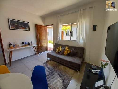 Casa de Condomínio, código 45349 em Itanhaém, bairro Cibratel II