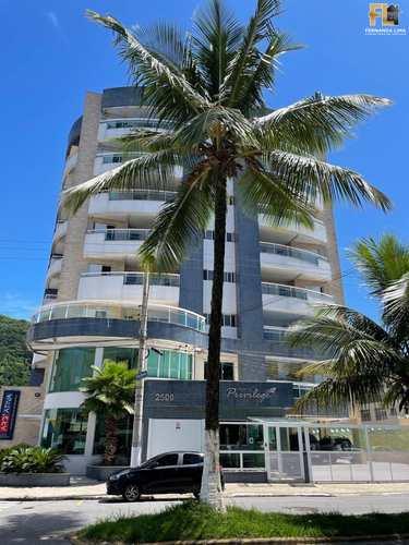 Apartamento, código 45352 em Mongaguá, bairro Jardim Marina