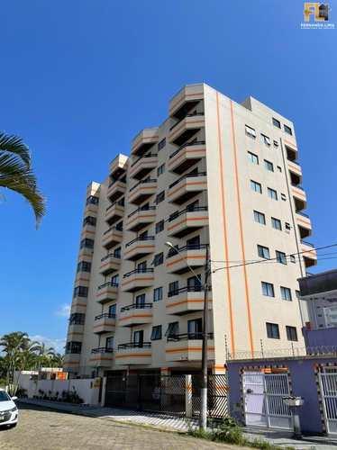 Apartamento, código 45353 em Mongaguá, bairro Jardim Praia Grande