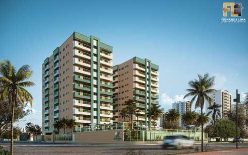Apartamento, código 45355 em Itanhaém, bairro Centro