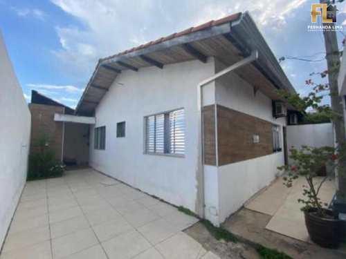 Casa, código 45357 em Itanhaém, bairro Balneário Iemanjá
