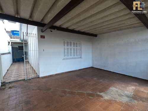 Casa, código 45359 em Mongaguá, bairro Centro