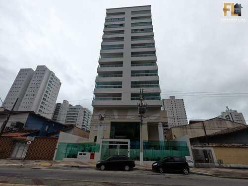 Apartamento, código 45367 em Mongaguá, bairro Centro
