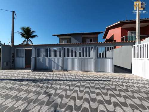 Casa, código 45370 em Itanhaém, bairro Umuarama