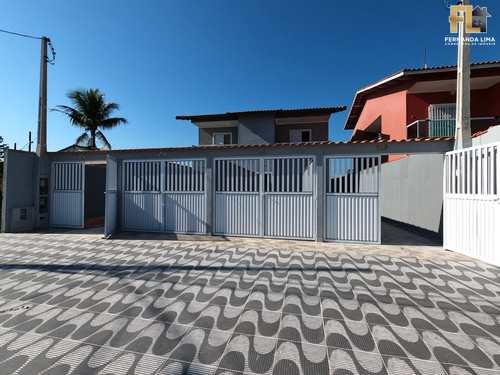 Casa, código 45371 em Itanhaém, bairro Umuarama